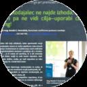 Mozaik IRDO coaching za doseganje ciljev